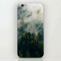fog iPhone & iPod Skins featuring Fog by EclipseLio