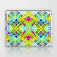 Colorful digital art splashing G471 Laptop & iPad Skin