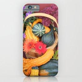 Autumn Beauty Vertical iPhone Case