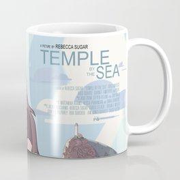 Temple by the Sea Coffee Mug