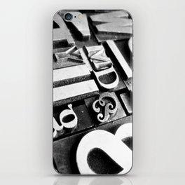 Metalpress iPhone Skin