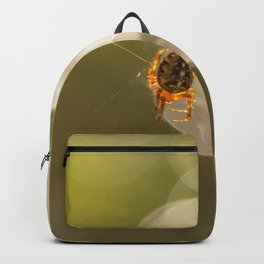 Autumn is Spiders Time #decor #society6 #buyart Backpack