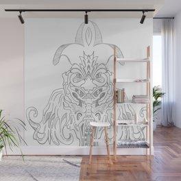 Tenajesture Wall Mural