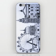 You sound like you're from London iPhone & iPod Skin