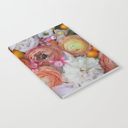 Flower Design 13 Notebook