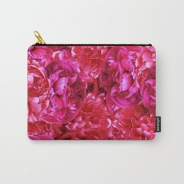 A palaver of peonies Carry-All Pouch