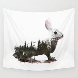 Cottontail Wall Tapestry