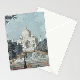 Taj Mahal India Stationery Cards