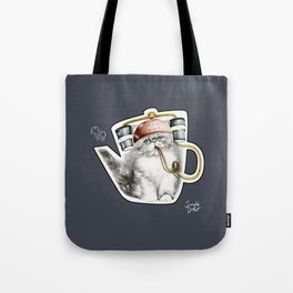 That's not a kettle  Tote Bag