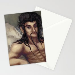 Pinup Draven Stationery Cards