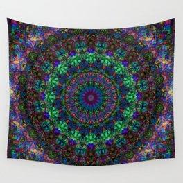 Mandala Sae Wall Tapestry