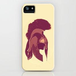 Achilleus iPhone Case