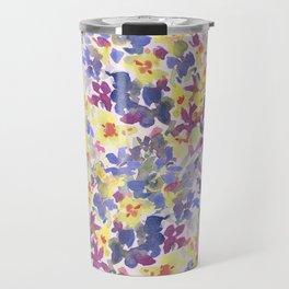 Lovely Little Wildflowers Travel Mug
