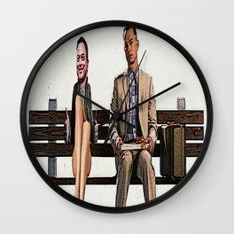 New Legs Wall Clock