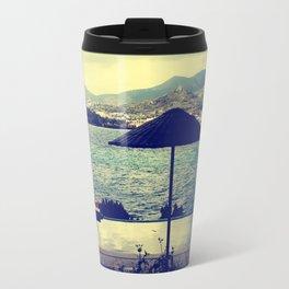 Bodrum Scenery Travel Mug
