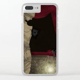 Box 5 Clear iPhone Case