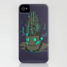 City Top iPhone (4, 4s) Slim Case