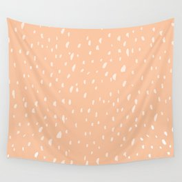 paint strokes Wall Tapestry