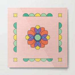 Flower in your space #546   Metal Print