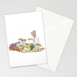 Seamstress Stationery Cards