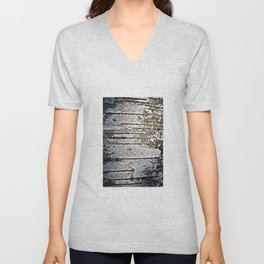 Tree Bark - The Peace Collection Unisex V-Neck