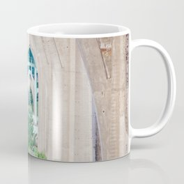 Cathedral Park Portland Coffee Mug