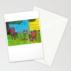 Weekends with Karl Stationery Cards