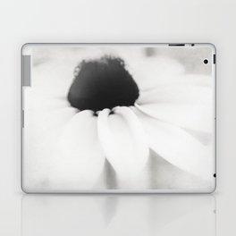 Ethereal Black-eyed Susan BW Laptop & iPad Skin