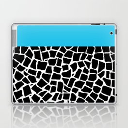 British Mosaic Electric Boarder Laptop & iPad Skin