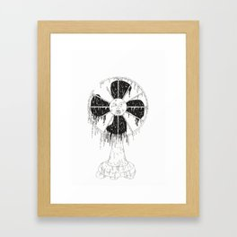 How much is enough? Framed Art Print