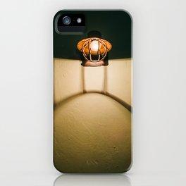 Shadow hunt iPhone Case