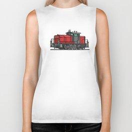 Diesel locomotive Biker Tank
