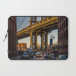 NY Icons Laptop Sleeve