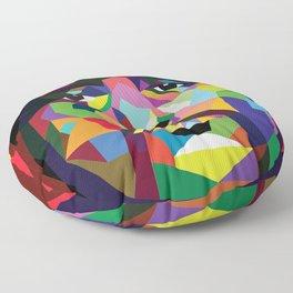 Schoolboy Q Pop Art Floor Pillow