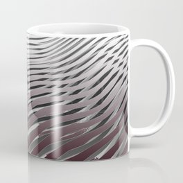 Gradient Zebra Coffee Mug