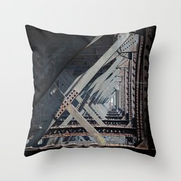 deconstructing Jack Throw Pillow