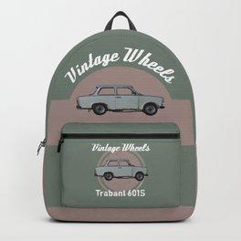 Vintage Wheels - Trabant 601S Backpack