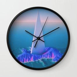 Caribbean Vision Wall Clock