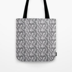 Penguin Parade Tote Bag
