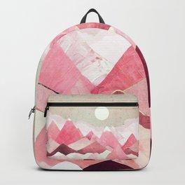 Blush Berry Peaks Backpack