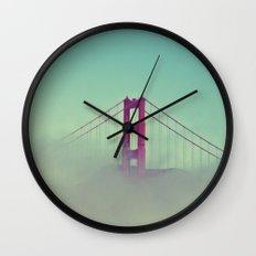 Good Morning San Francisco Wall Clock
