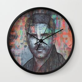 T. Reznor (NIN) - Mr. Self Destruct Wall Clock