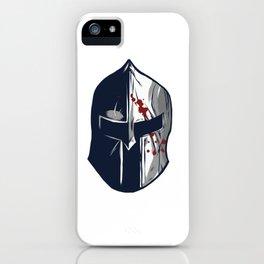 Sparta Helmet iPhone Case