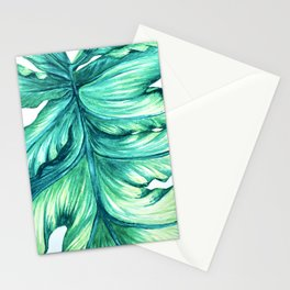 Philodrendron Hope Stationery Cards