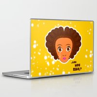 katniss Laptop & iPad Skins featuring Rue's Death (Hunger Games, Peeta, Katniss Everdeen) by SOULTHROW