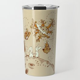 Three Step Plan Travel Mug