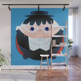Too Much Candy Series - Tuxedo Mask Wall Mural