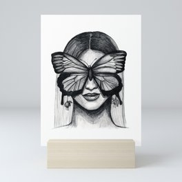 Transformtion Mini Art Print