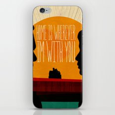 Oh, Home! iPhone & iPod Skin