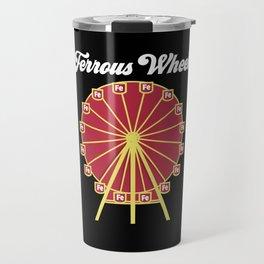 Ferrous Wheel - Gift Travel Mug